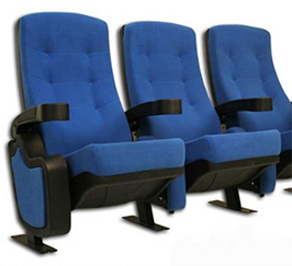 Fido motion control theater seats disk rotary dampers